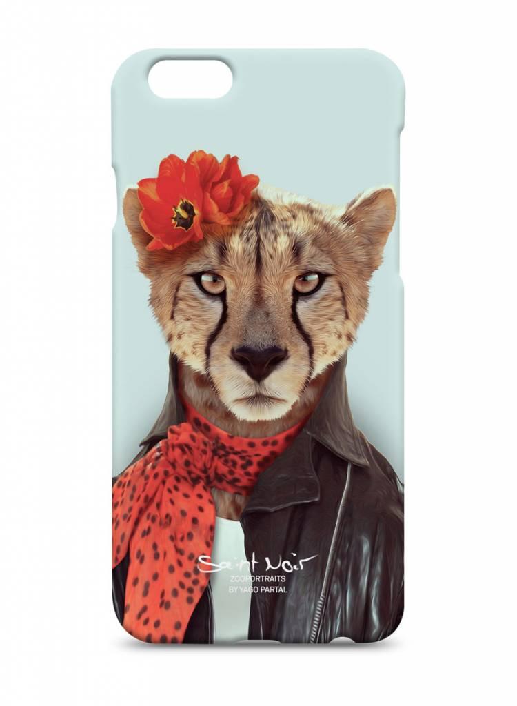 iPhone Case Accessoire - Cheetah - Zoo Portraits