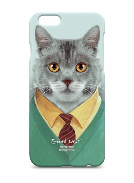 iPhone Case Accessory - Cat - Zoo Portraits