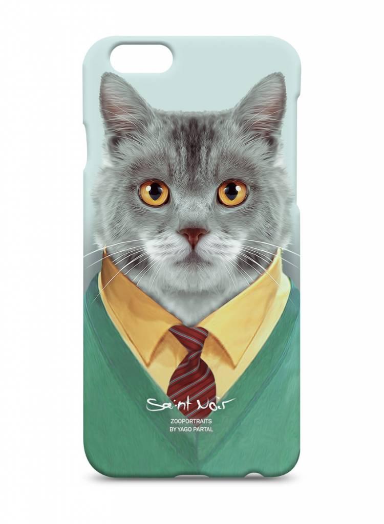 iPhone Case Accessoire - Cat - Zoo Portraits