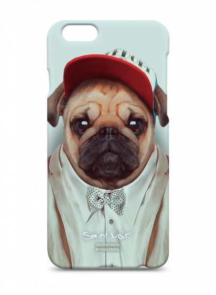 iPhone Case Accessoire - Pug - Zoo Portraits