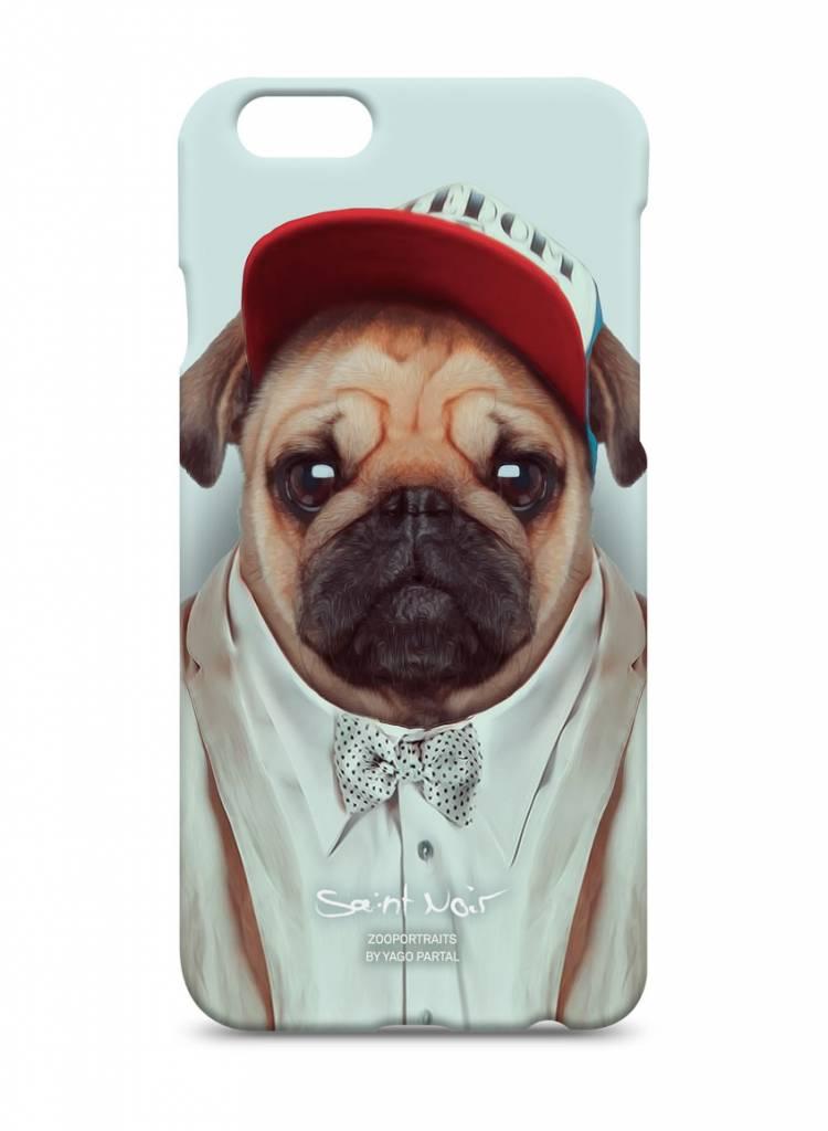 iPhone Case Accessoire - Pug - Zoo Portraits