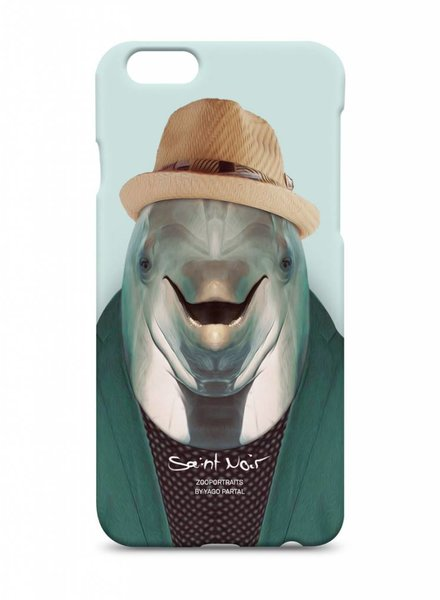 iPhone Case Accessoire - Dolphin - Zoo Portraits