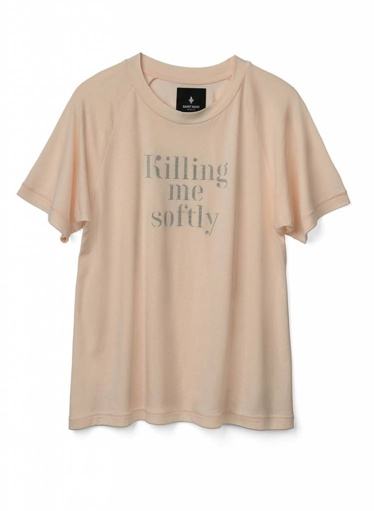 T-Shirt Super Cut Damen - Killing Softly