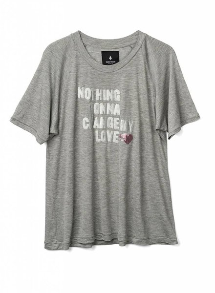 T-Shirt Super Cut Damen - Nothing Gonna