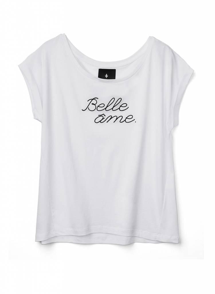 T-Shirt Round Neck Damen - Belle