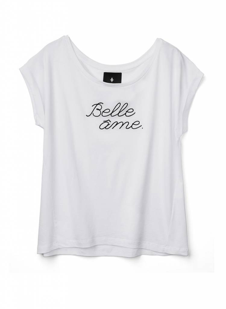 T-Shirt Round Neck Women - Belle