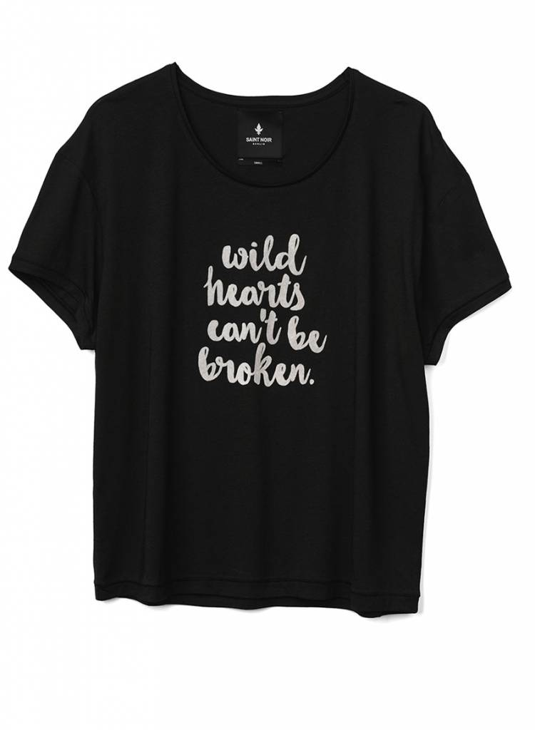 T-Shirt Light Fit Ladies - Wildhearts