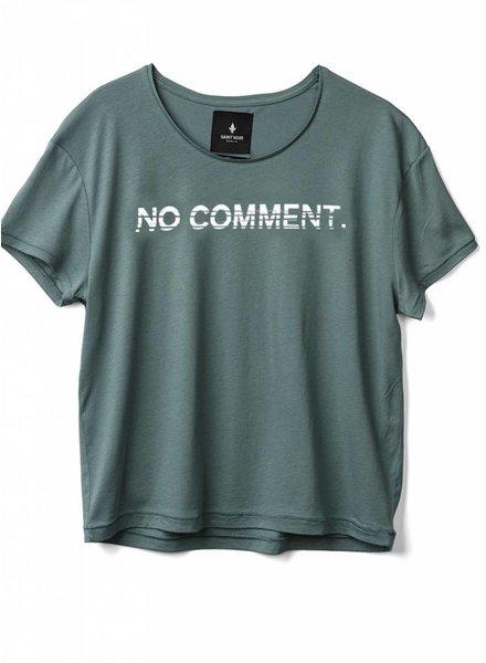 T-Shirt Light Fit Ladies - No Comment