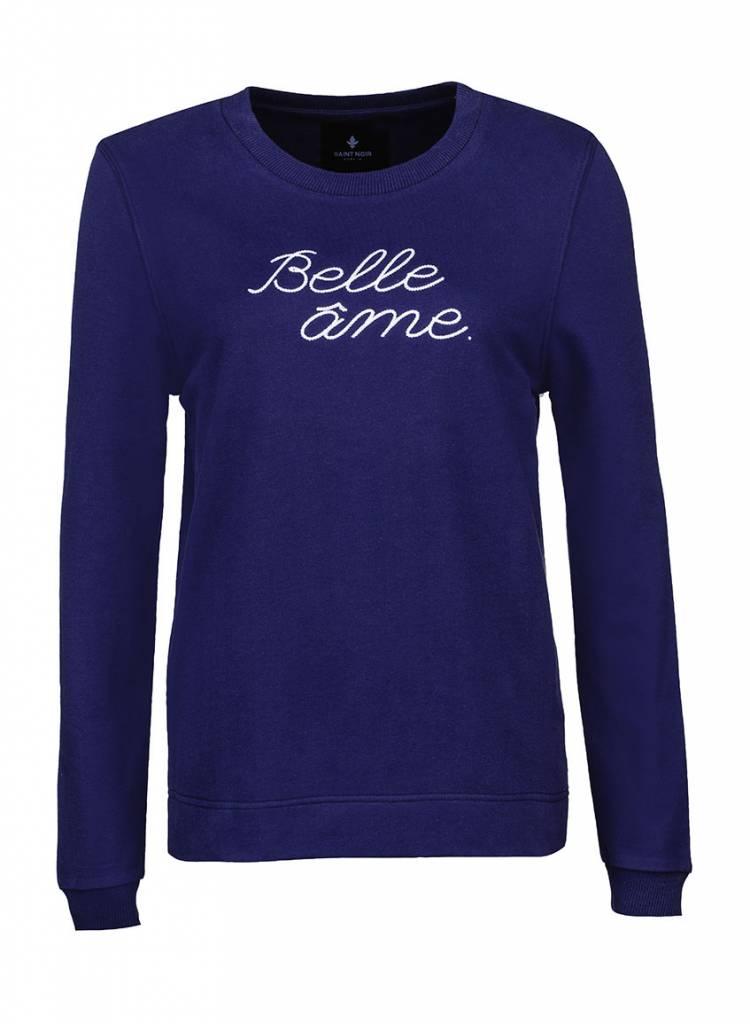 Sweatshirt Straight Fit Damen - Belle