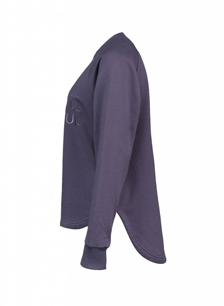 Sweatshirt Long Back Ladies - Wonderful