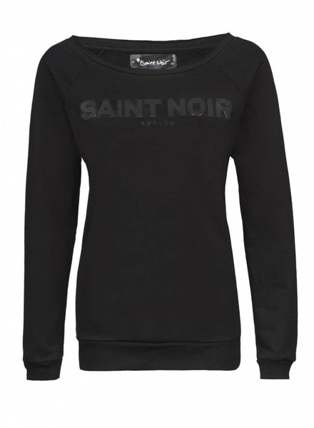 Sweatshirt Scoop Neck Damen - Saint Noir - Saint Noir Berlin