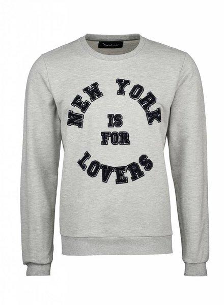 Sweatshirt Herren - NY Lovers