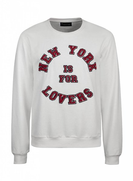 Sweatshirt Men - NY Lovers