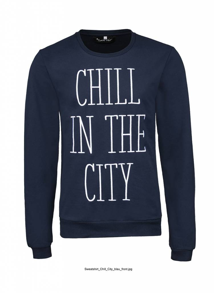 Sweatshirt Men - The City