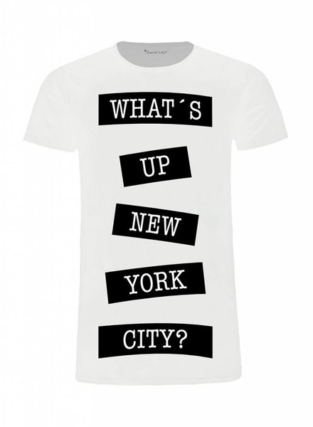 Long Shirt Men - WUP NY