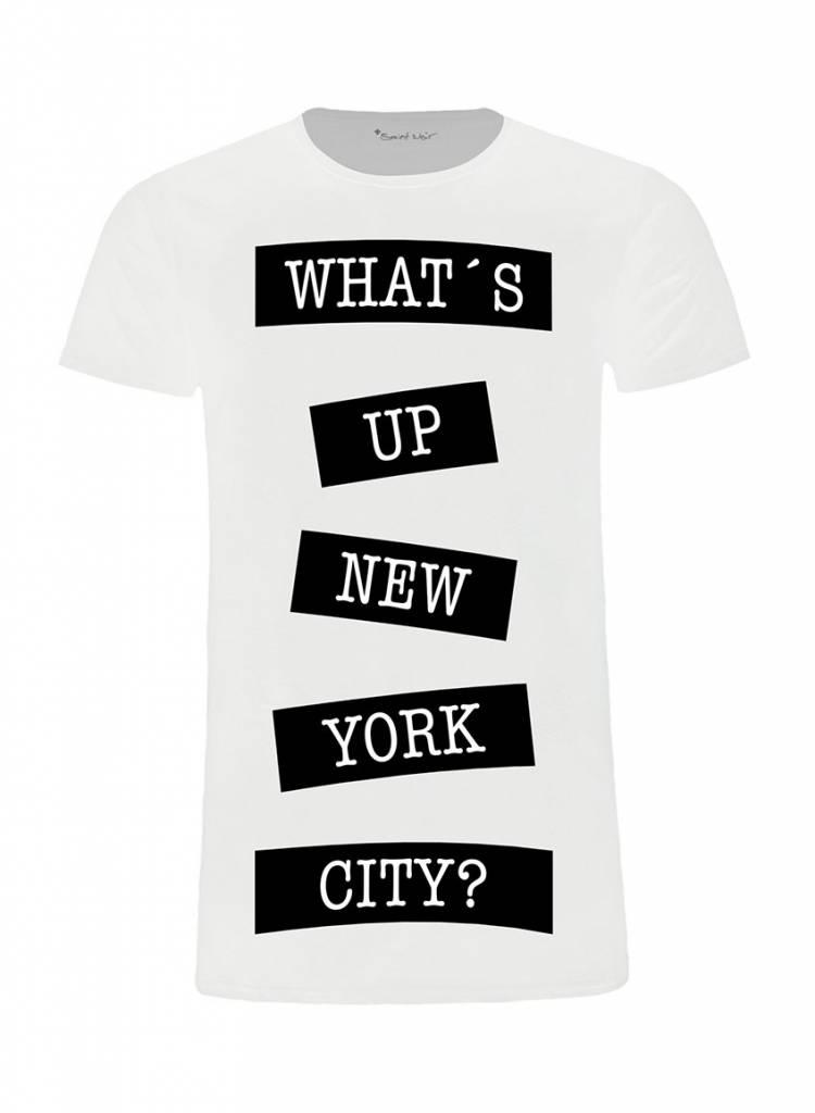 Longshirt Herren - WUP NY