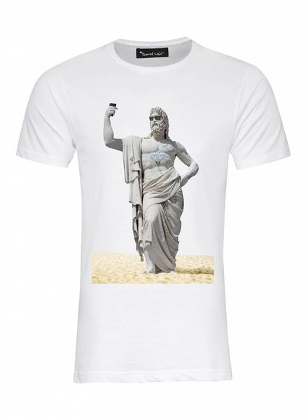 T-Shirt Men - Beach - Statue Collection