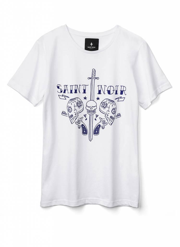 T-Shirt Herren - Sword & Guns