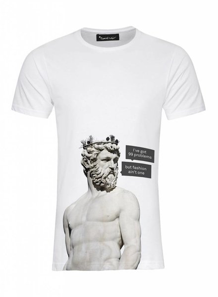 T-Shirt Herren - 99 Problems - Statue Collection