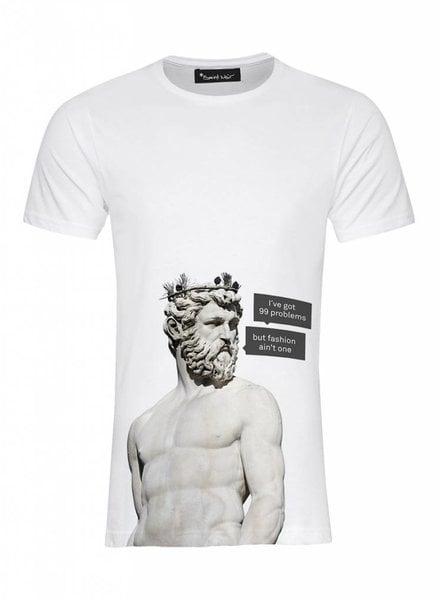 T-Shirt Men - 99 Problems - Statue Collection