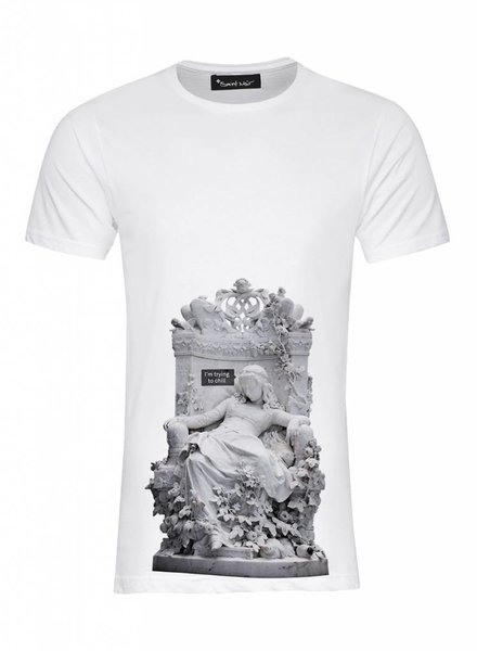 T-Shirt Herren - Chill - Statue Collection