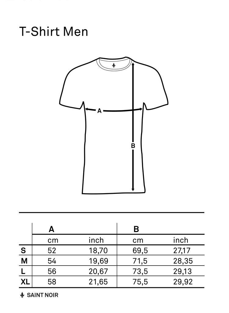 T-Shirt Men - My God - Statue Collection