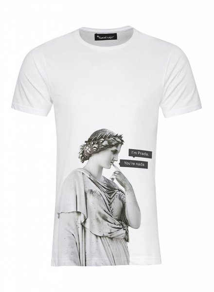 T-Shirt Herren - Nada - Statue Collection
