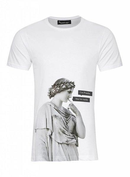 T-Shirt Men - Nada - Statue Collection