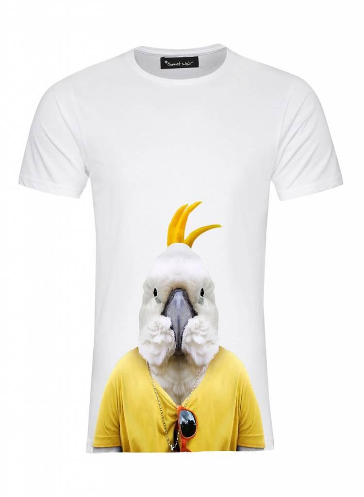 T-Shirt Herren - Cockatoo - Zoo Portraits