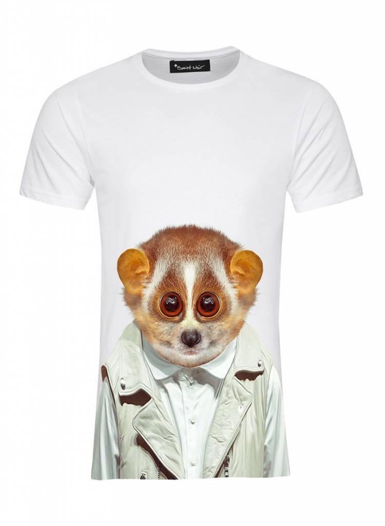 T-Shirt Men - Slowloris - Zoo Portraits