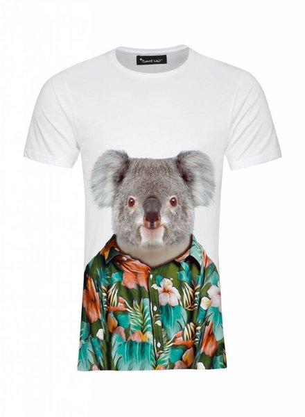 T-Shirt Herren - Koala - Zoo Portraits