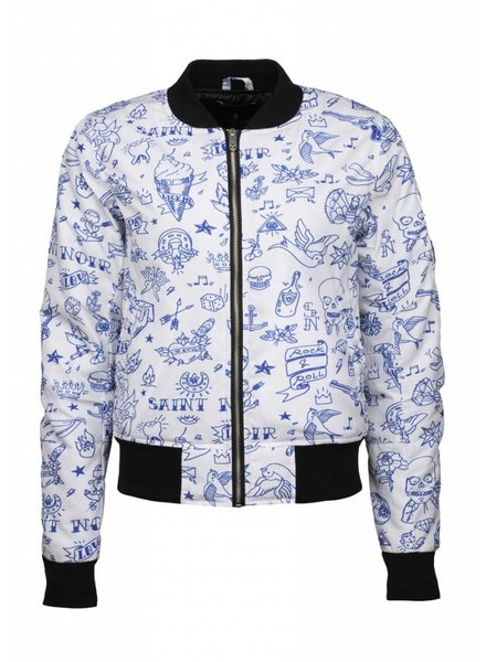 Bomberjacke Damen - Tattoo Rev