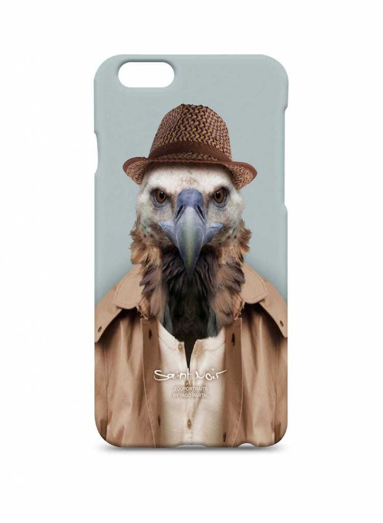 iPhone Case Accessoire - Vulture - Zoo Portraits