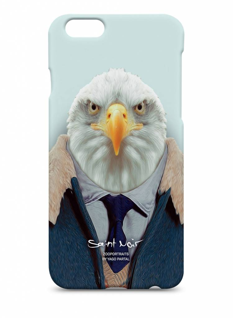 iPhone Case Accessoire - Eagle - Zoo Portraits