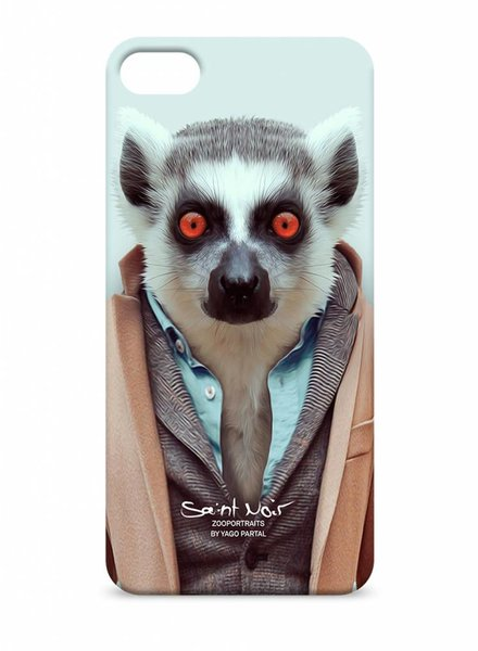 iPhone Case Accessory - Lemur - Zoo Portraits