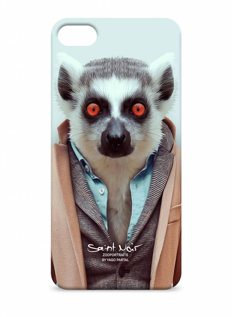 iPhone Case Accessory - Lemur - Zoo Portraits