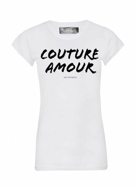 T-Shirt Skinny Cut Damen - Couture Amour