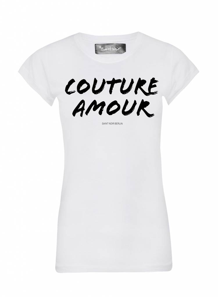 T-Shirt Skinny Cut Damen - Couture Amour