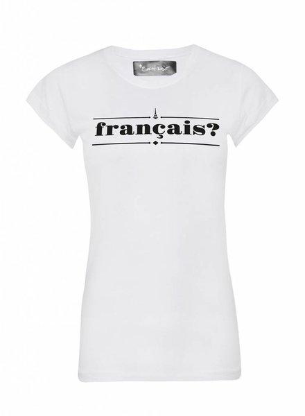 T-Shirt Skinny Cut Women - Francais?