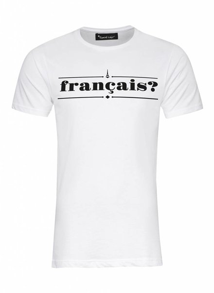 T-Shirt Men - Francais?