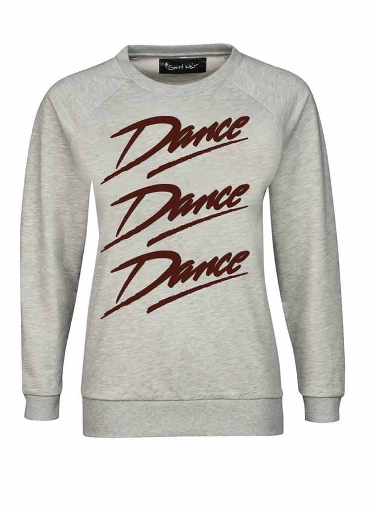 Sweatshirt Classic Cut Damen - Dance