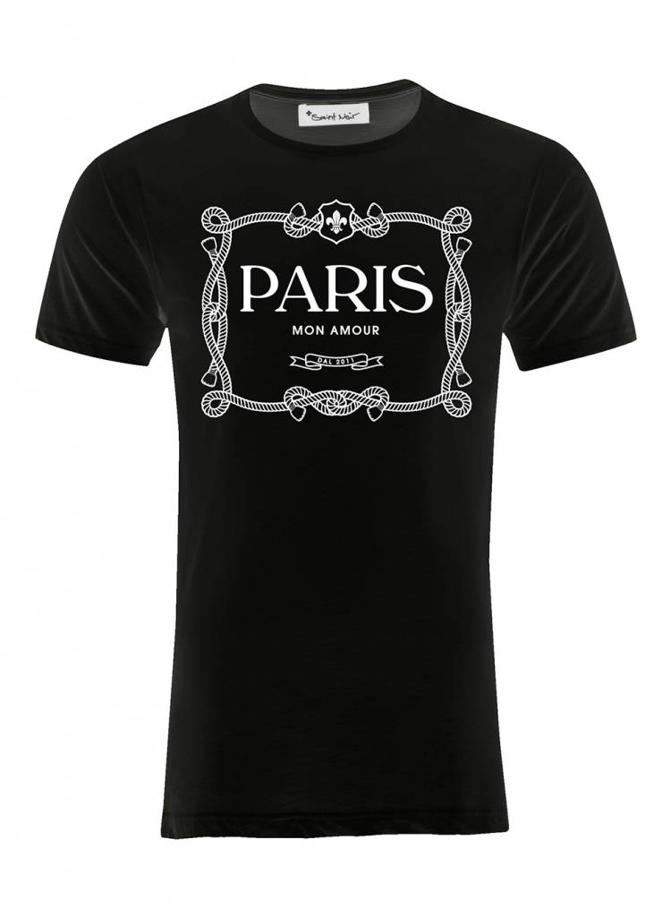 T-Shirt Men - Paris Mon Amour