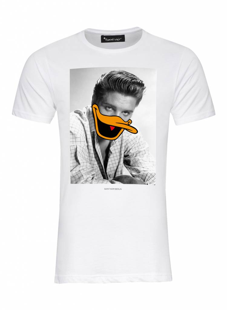 T-Shirt Herren - Elvis - Duck Faces