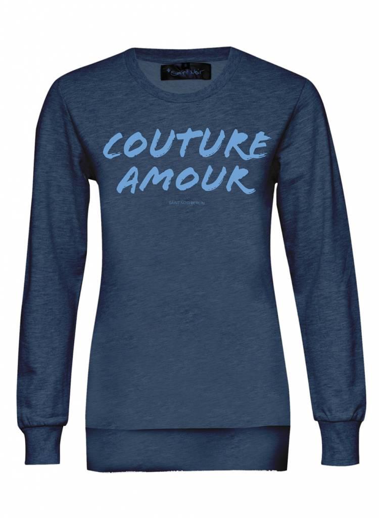 Sweatshirt Classic Cut Women - Couture Amour