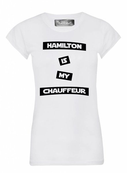 T-Shirt Skinny Cut Damen - Hamilton - The Family Collection