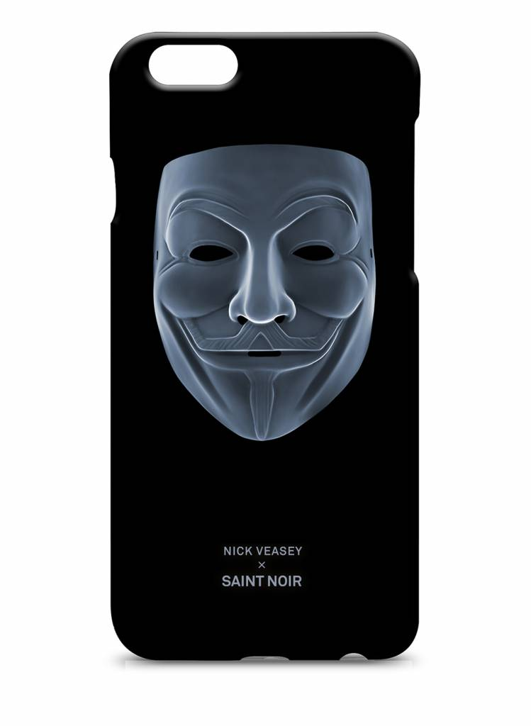 iPhone Case Accessoire - Anonymous - Nick Veasey