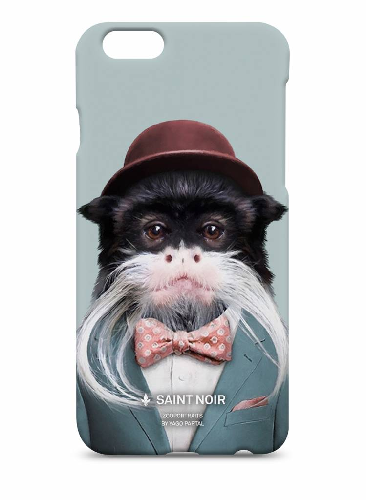 iPhone Case Accessory - Emperor Tamarin - Zoo Portraits