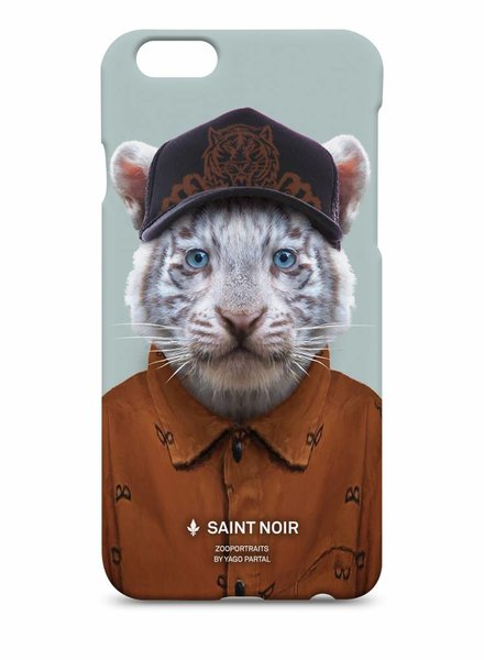 iPhone Case Accessoire - Little Tiger - Zoo Portraits
