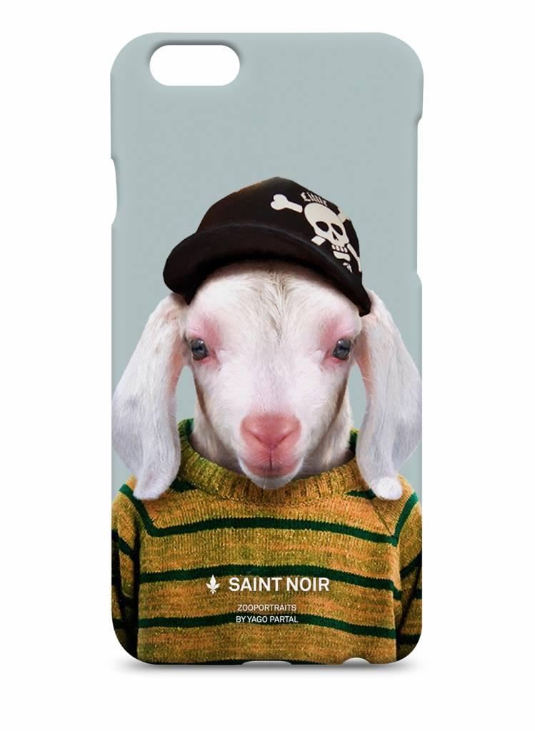 iPhone Case Accessoire - Little Lamb - Zoo Portraits