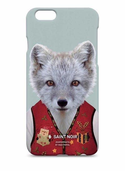iPhone Case Accessoire - Little Fox - Zoo Portraits
